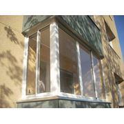 Остекление балконов лоджий и террас фото