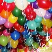 Воздушные шары с гелием в Минске фото