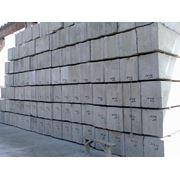 Блоки стеновые железобетонные фото