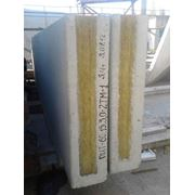 Панели трехслойные стеновые железобетонные для отапливаемых производственных зданий (с. 1.432.1-21 1.432.1-26). фото