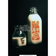 Молоко коровье обезжиренное фото