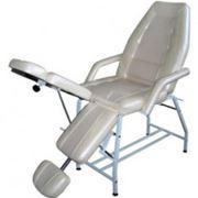 Педикюрно-косметологическое кресло фото