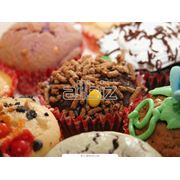 Кексы в ассортименте фото