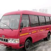 Шпильки задние левые 4100-2040 на автобус KIA Combi фото
