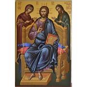 Икона Деисус фото