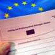 Шенгенская виза открыть в Украине фото