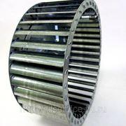 Крыльчатка вентилятора горелки 750 фото
