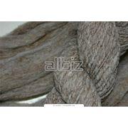 Полиэфирные пряжи для ткацкой и трикотажной промышленности фото