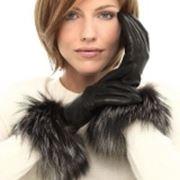 Перчатки женские зимние фото