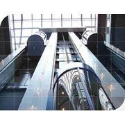 Панорамные лифты фото