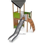 Детские площадки HAGS от 5 до 12 лет UniPlay Maver фото