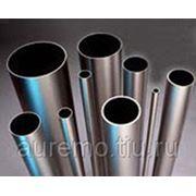 Титановая труба фото