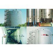 Резервуары вместимостью от 5 до 2000 куб.м. фото