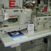 Оборудование швейное фото