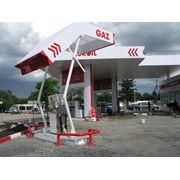 Газовые навесы фото