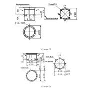 Стаканы для вентиляторов ВКР и вентиляторов дымоудаления Элементы и комплектующие систем промвентиляции фото