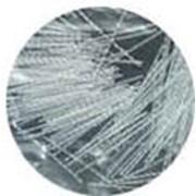 ИЗВИЛИСТОЕ ПОЛИМЕРНОЕ ВОЛОКНО - используется вместо стального волокна для армирования тяжёлых бетонов, усиления конструкционных характеристик фундаментов, гидротехнических сооружений, перекрытий и др. фото