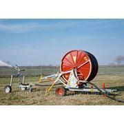 Ирригаторы катушечные - поливальные установки RM фото