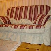 Пошив мебельных чехлов и покрывал в Алматы фото