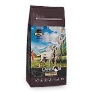 Landor 3кг Сухой корм для щенков крупных пород Ягненок и рис фото