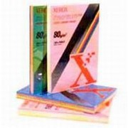 Бумага для оргтехники цветная xerox color фото