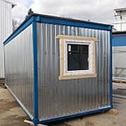 Блок-контейнер 5м фото