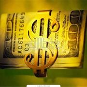 Зажимы для денег золотые фото