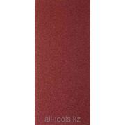 Лист шлифовальный Зубр Мастер универсальный на зажимах, без отверстий, для ПШМ, Р100, 115х280мм, 5шт Код:35593-100 фото