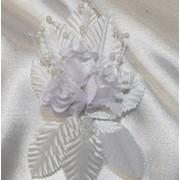 Бутоньерка Букет нежных мелких цветков фото