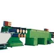 Линия производства полипропиленовой (PP), полиэтилентерефталат (РЕТ) и полиамидной (РА) мононити диаметром 0,10-0,50мм фото
