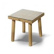 Кофейный столик Капри (45х45х45см) фото