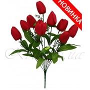 Букет тюльпанов, 50 см № 708 фото
