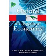 Archie Hobson A Dictionary of Economics (Oxford Paperback Reference) фото
