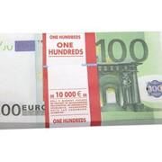 Сувенирные деньги - 100 евро фото