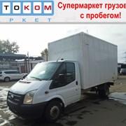 Форд ford Транзит фургон (0107) фото