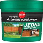 Імпрегнант Altax для садової деревини фото
