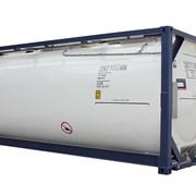 Танк-контейнер T11 новый 26 м3 с пароподогревом фото
