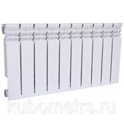 Радиатор биметаллический M Series Plus 350 10 секц фото
