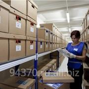 Ответственное хранение товаров и грузов фото