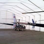 Тент Storage tent S75-Alu 17.5м h440 фото