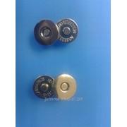 Магнитная кнопка d 14мм фото