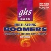 Струны для бас-гитары GHS 6ML-DYB фото