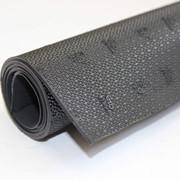Резина подметочная ГТО Италия т. 1,8 мм цвет черный фото