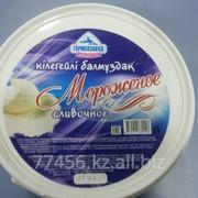 Мороженое сливочное, 1 кг в пластиковом ведёрочке. фото