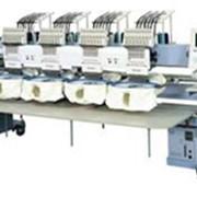 Четырехголовочная вышивальная машина BEVY-Z1504C фото