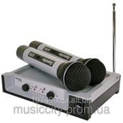 Superlux VT96CC радиосистема VHF, на 2 микрофона фото