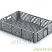 Коробка RINGOPLAST для овощей и фруктов 600x400x121 фото