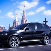 Прокат,аренда автомобиля (авто) на свадьбу BMW X5 фото