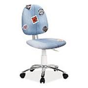 Кресло компьютерное Signal ZAP 2 (синий деним) фото