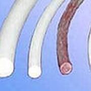 Шнуры резиновые круглого сечения фото